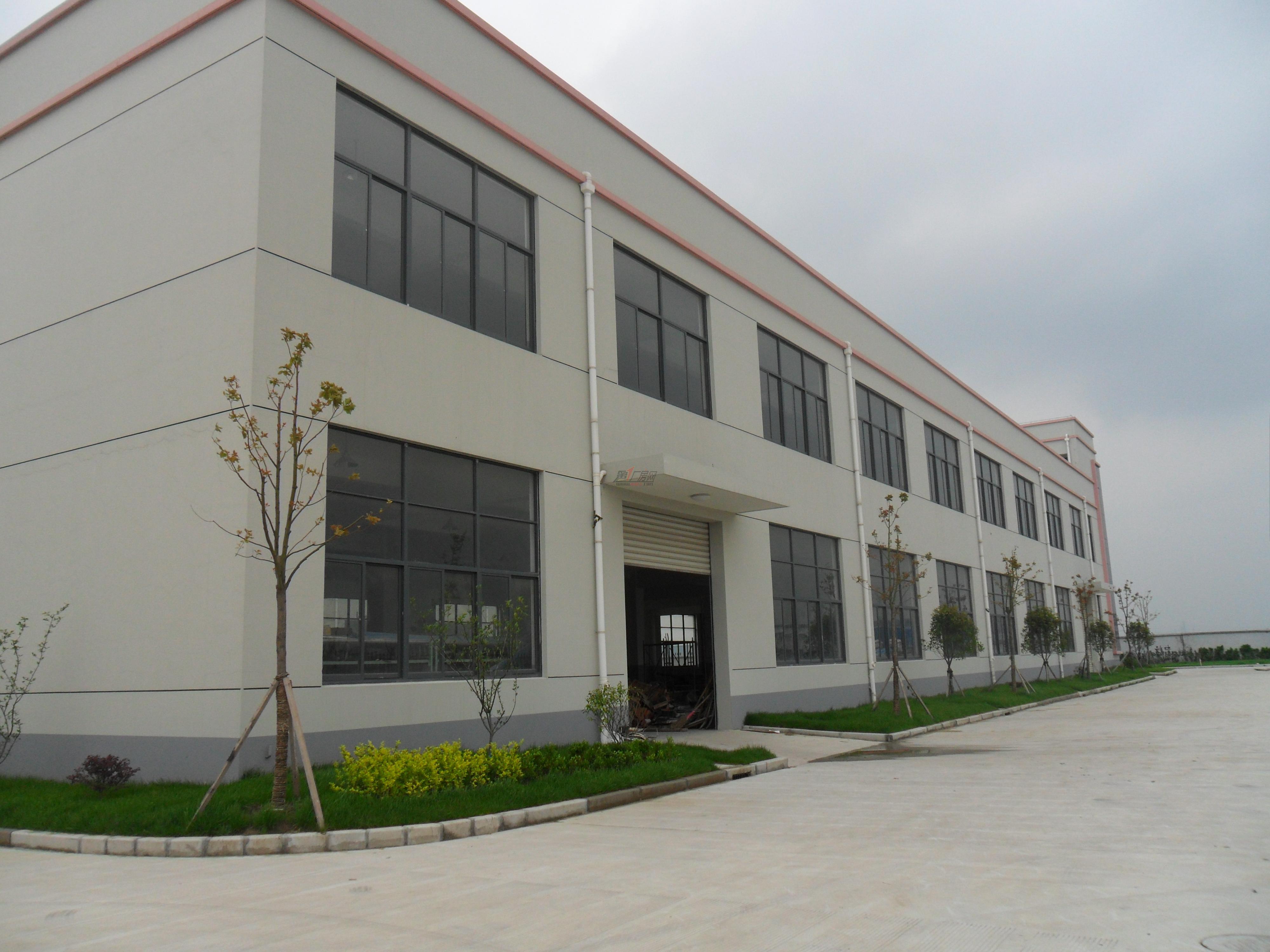厂房类型: 工业园区 厂房结构:钢结构厂房